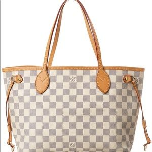 New LV NeverFull Tote!!
